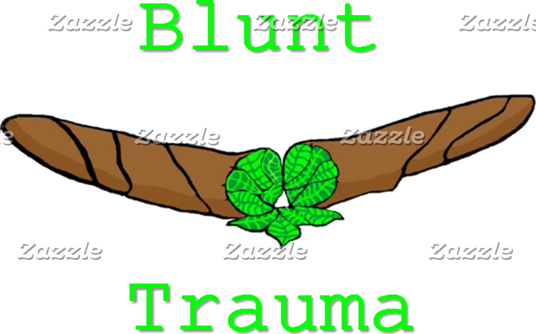 Blunt Trauma - Marijuanna