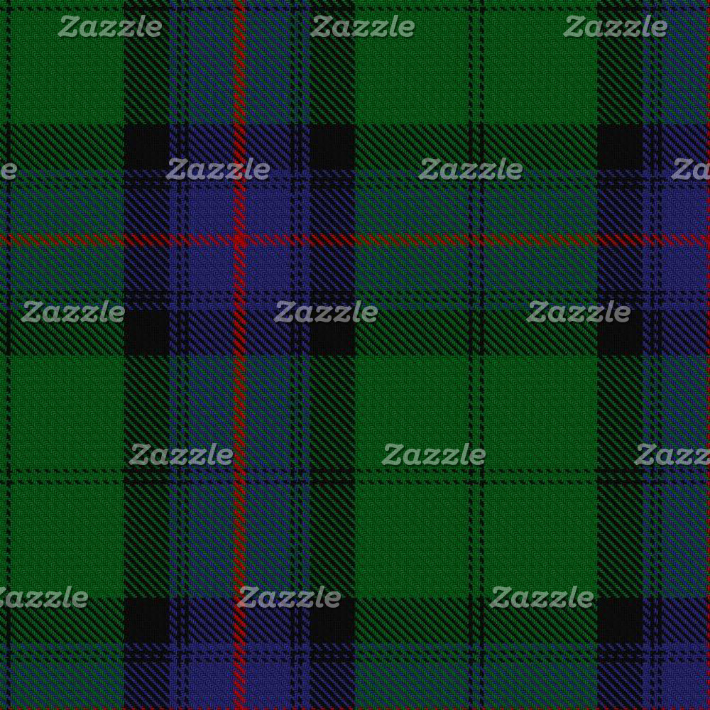 Armstrong Clan Tartan Plaid Pattern