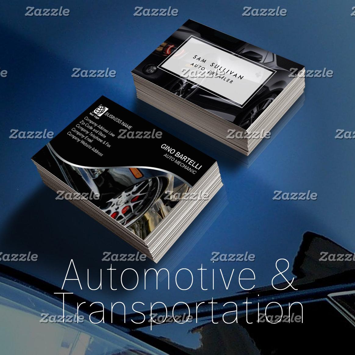Automotive and Transportation