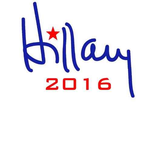 Hillary Signature Star 2016