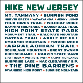 Hike New Jersey (Trails)