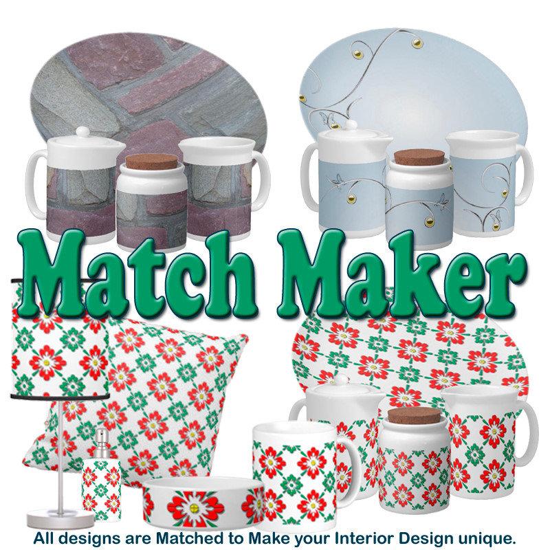 Match Maker - Your Unique Design.