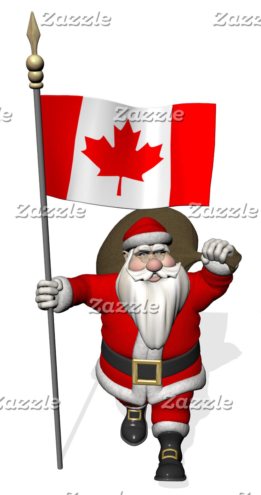 Canada - Merry Christmas! Joyeux Noël!