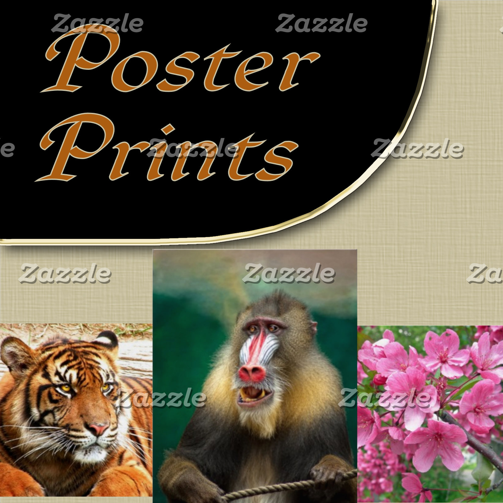 1. PRINTS - POSTERS