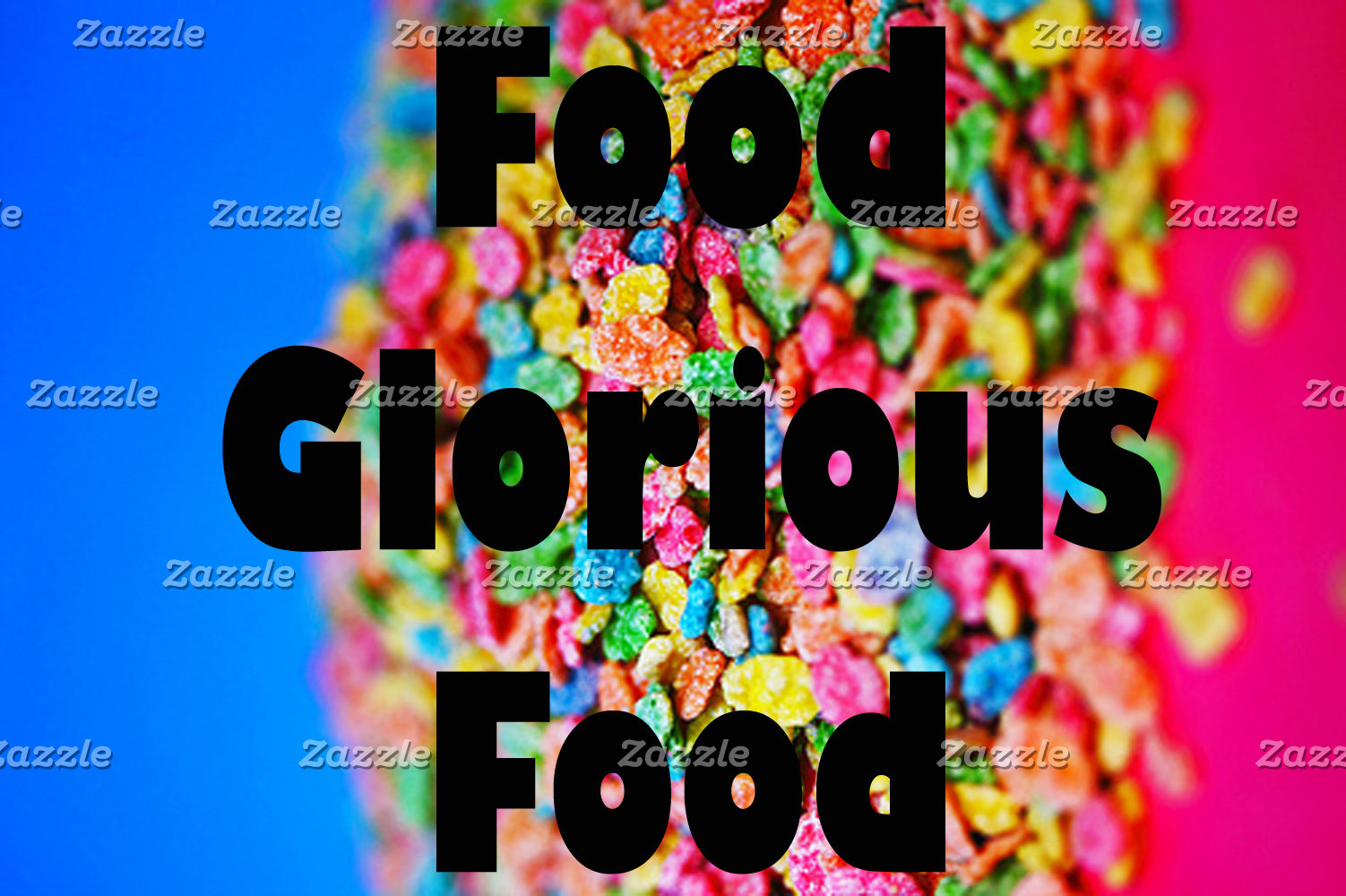 Food Glorious Food