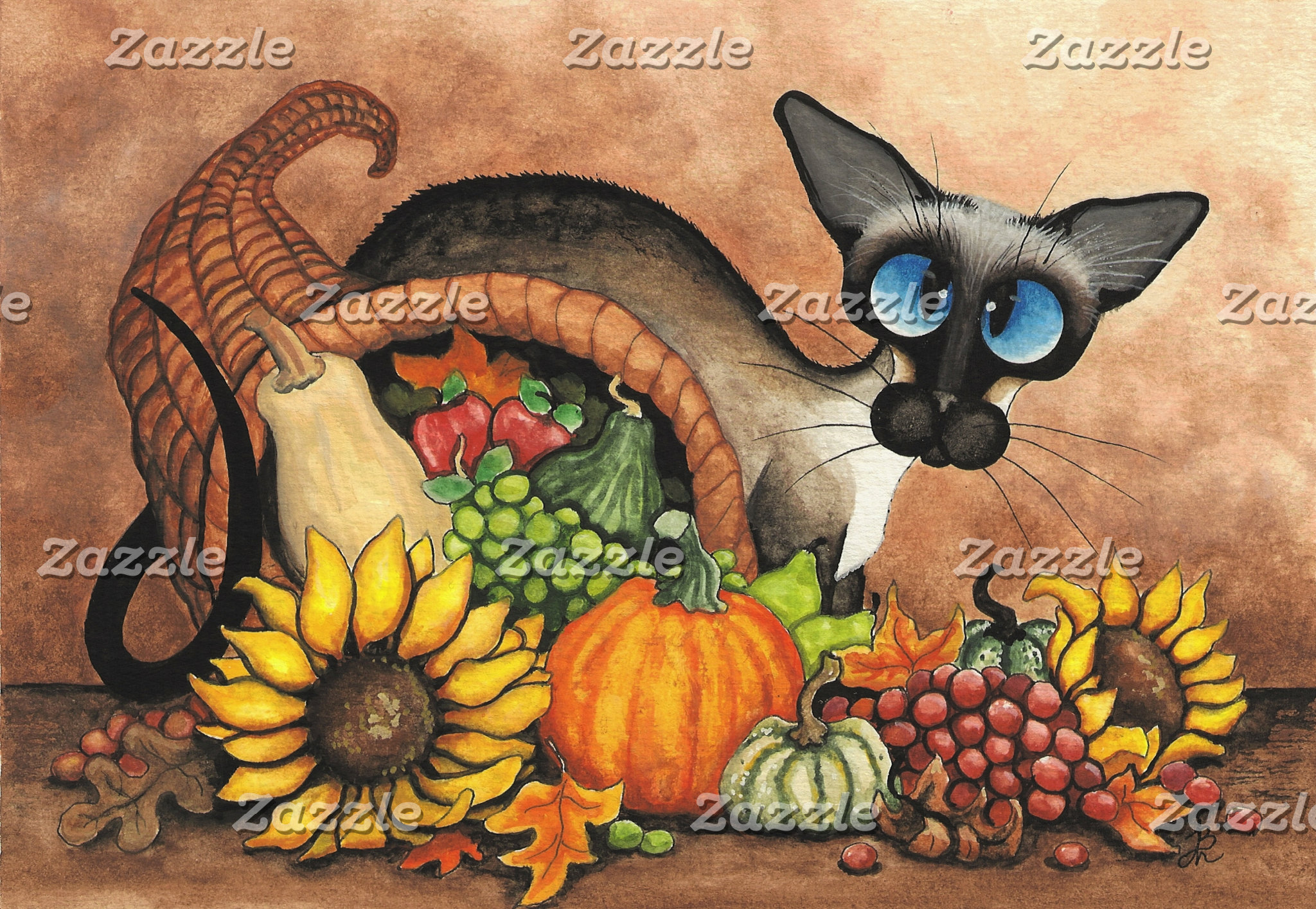 Siamese Cats