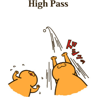 High Pass (Color)