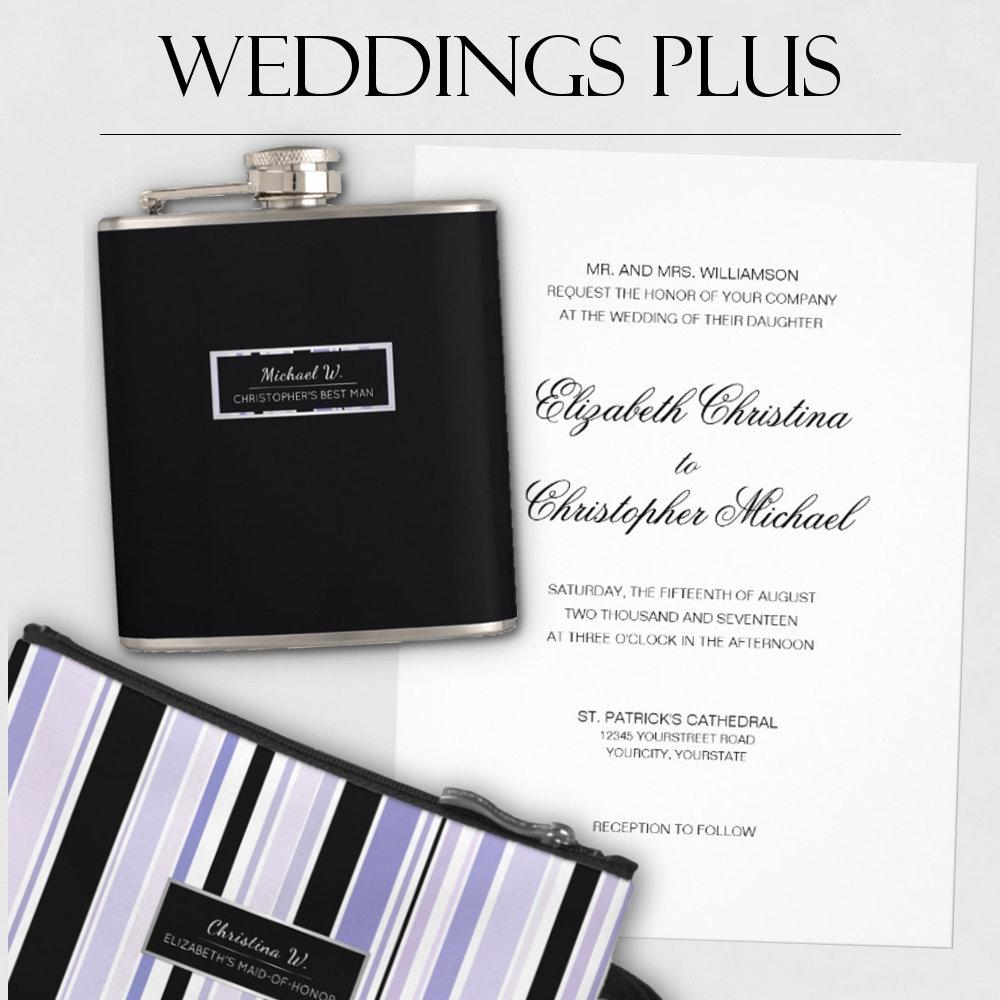 WEDDINGS Plus