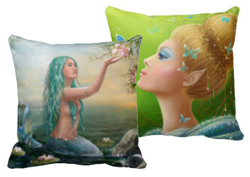 ❤ Pillows Fantasy