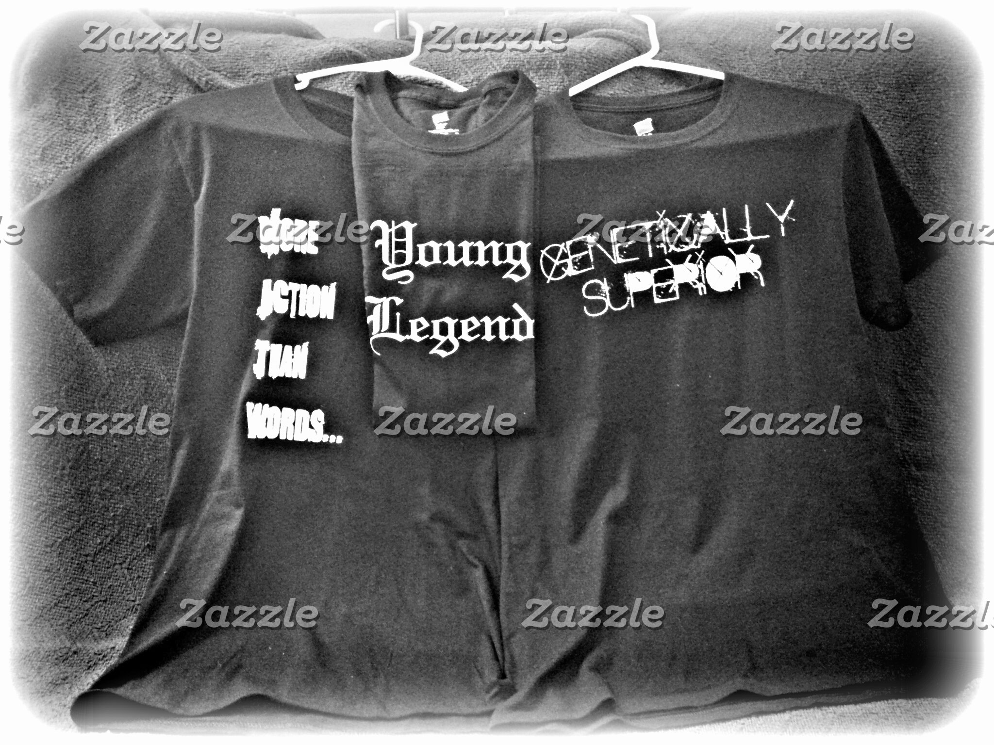 Worded T-Shirts