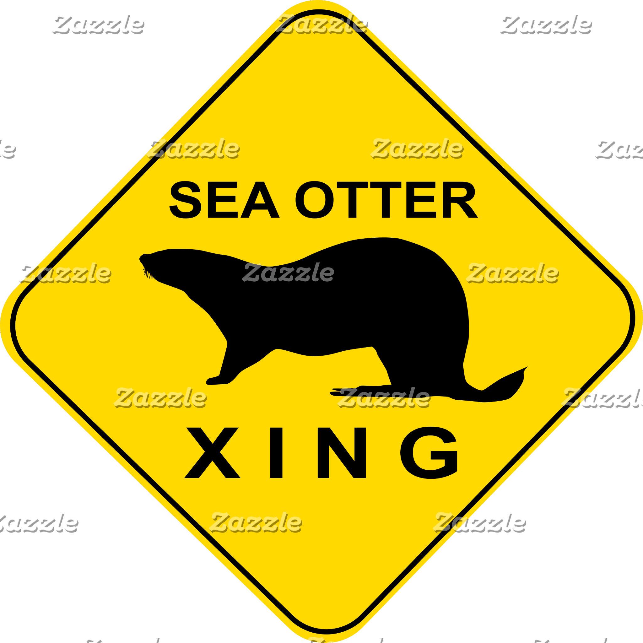 Sea Otter Xing