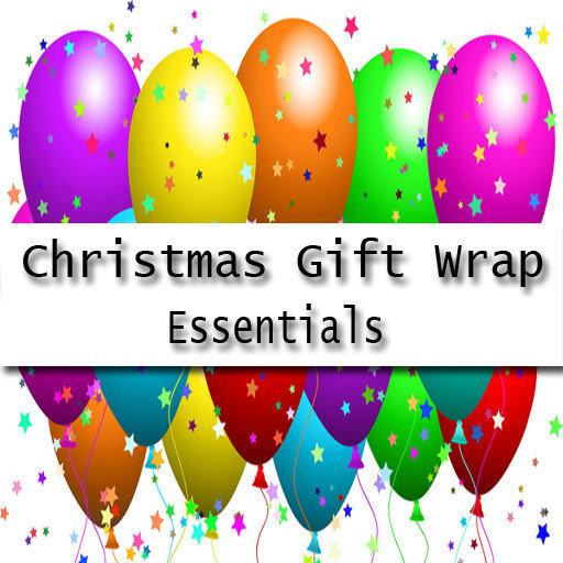 Christmas Gift Wrap Essentials