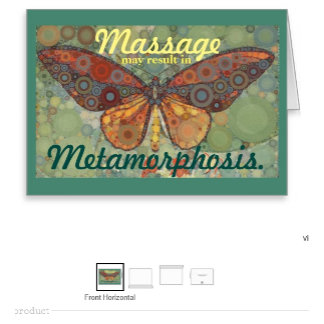Professional Stationery for Massage Therapists