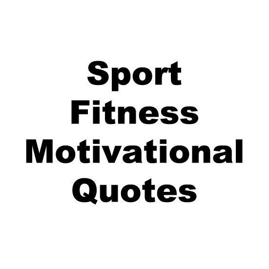 :: Sport - Fitness - Motivation ::