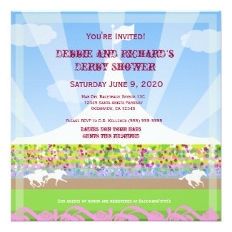 Fun Party Invitations