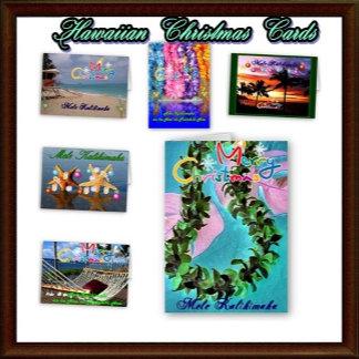Hawaiian Christmas Theme gifts