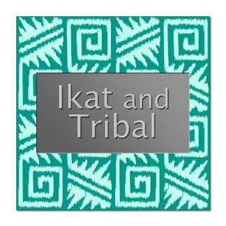 Ikat and Tribal