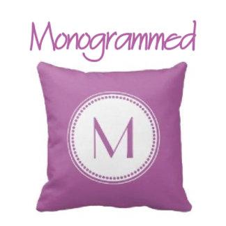 Monogrammed