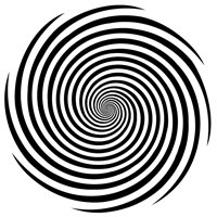 Hypnosis Spiral.