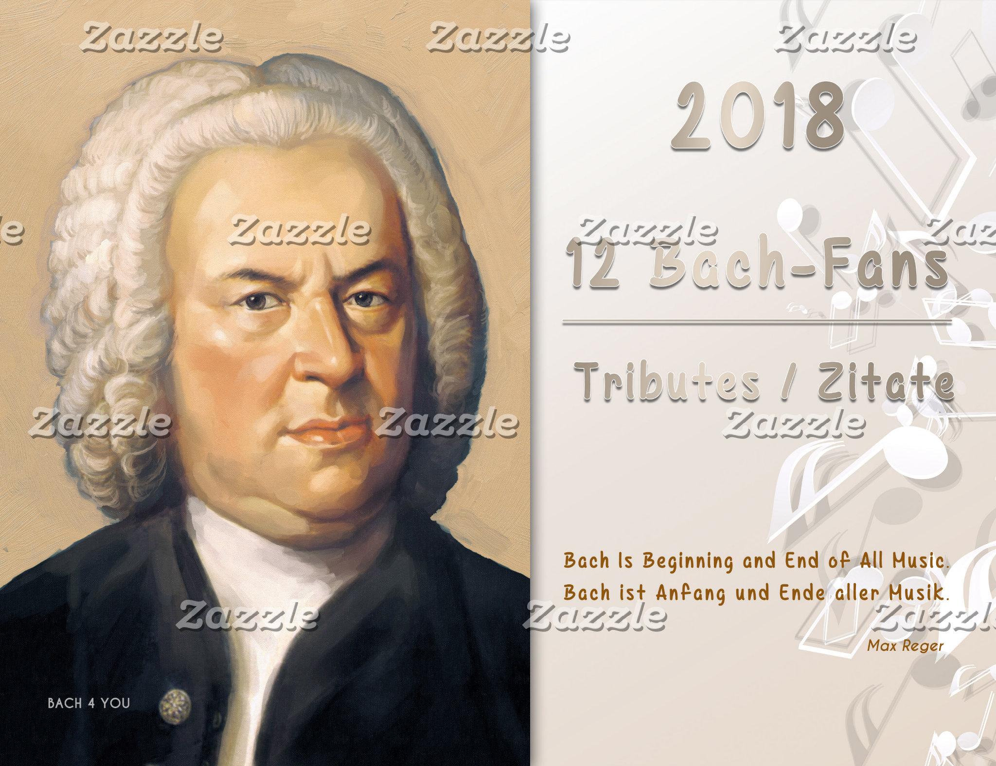 Kalender - Johann Sebastian Bach