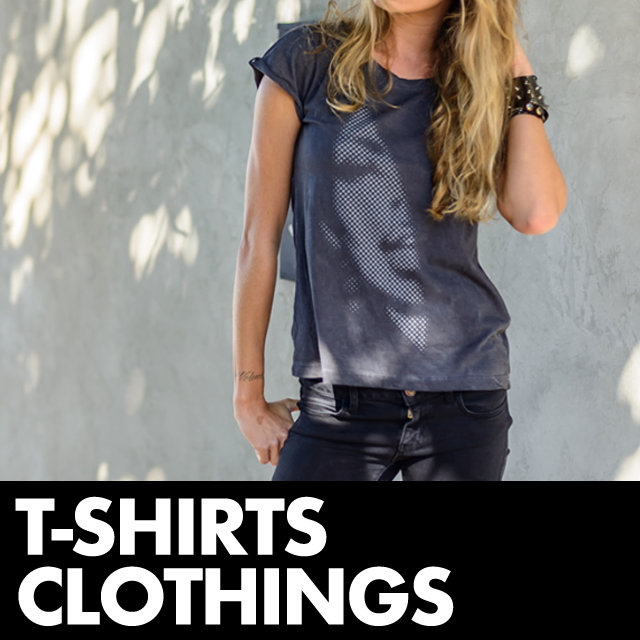 T-SHIRTS / CLOTHINGS