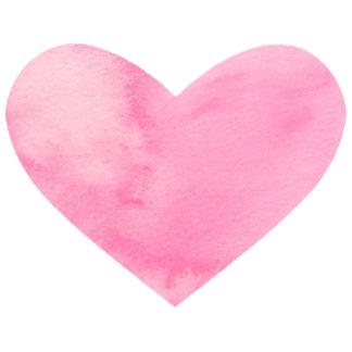 Hearts - Watercolor