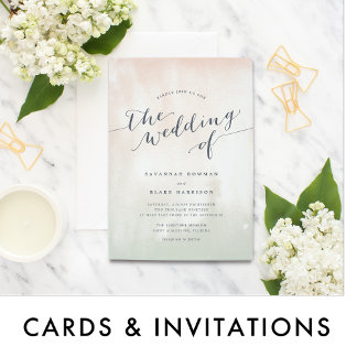 Invitations & Party Supplies