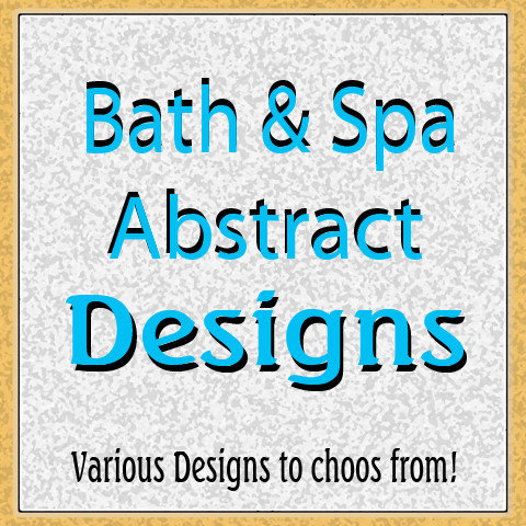 Bath and Spa Abstract Designs