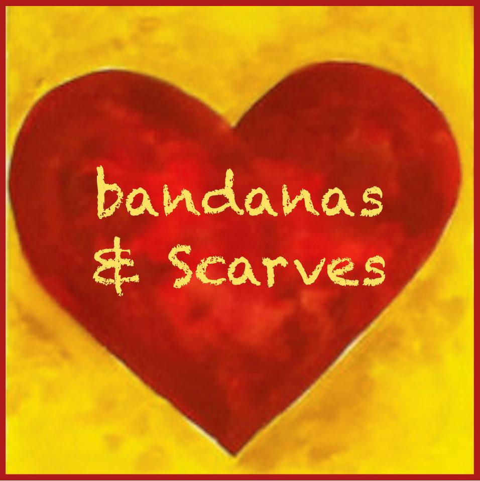 Bandanas & Scarves