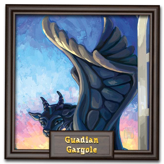 Gardian Gargoyle