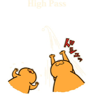 High Pass (Color for Dark)