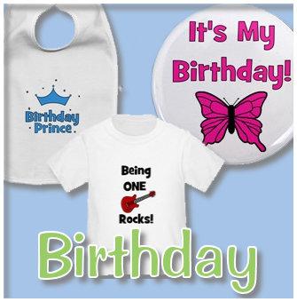 ★ BIRTHDAY BOYS & GIRLS