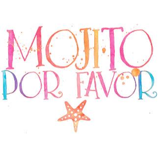 Mojito Por Favor Typography