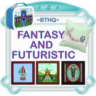 Fantasy/Futuristic