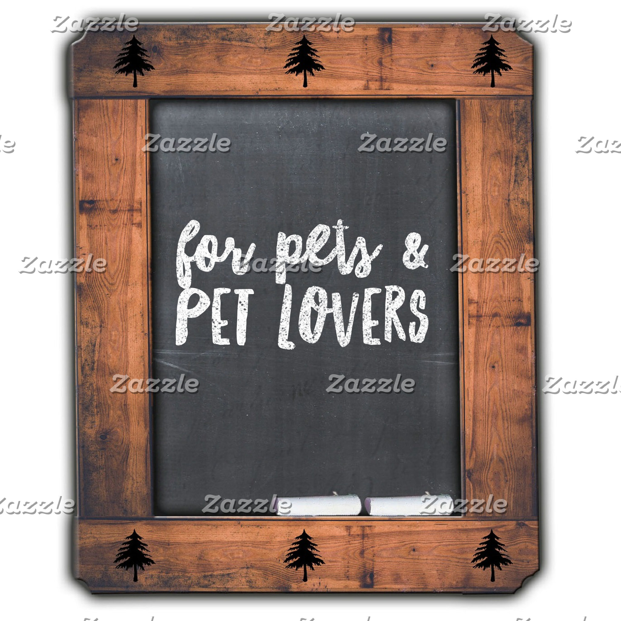 For Pets & Pet Lovers