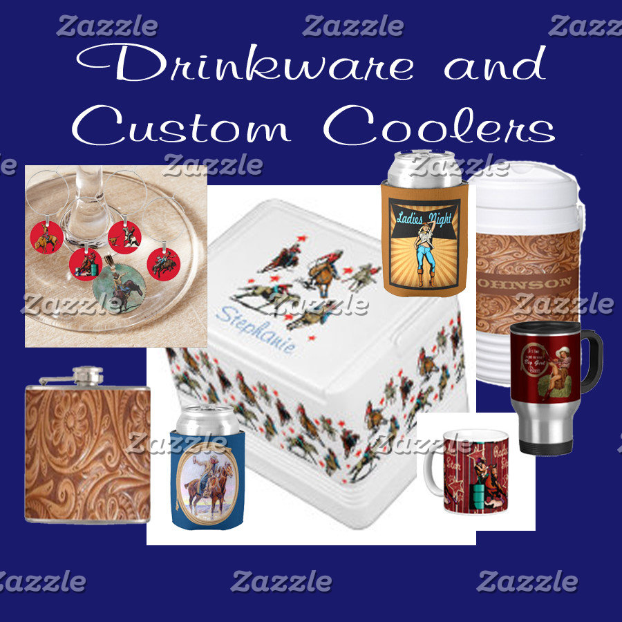 Drinkware -  Custom Coolers