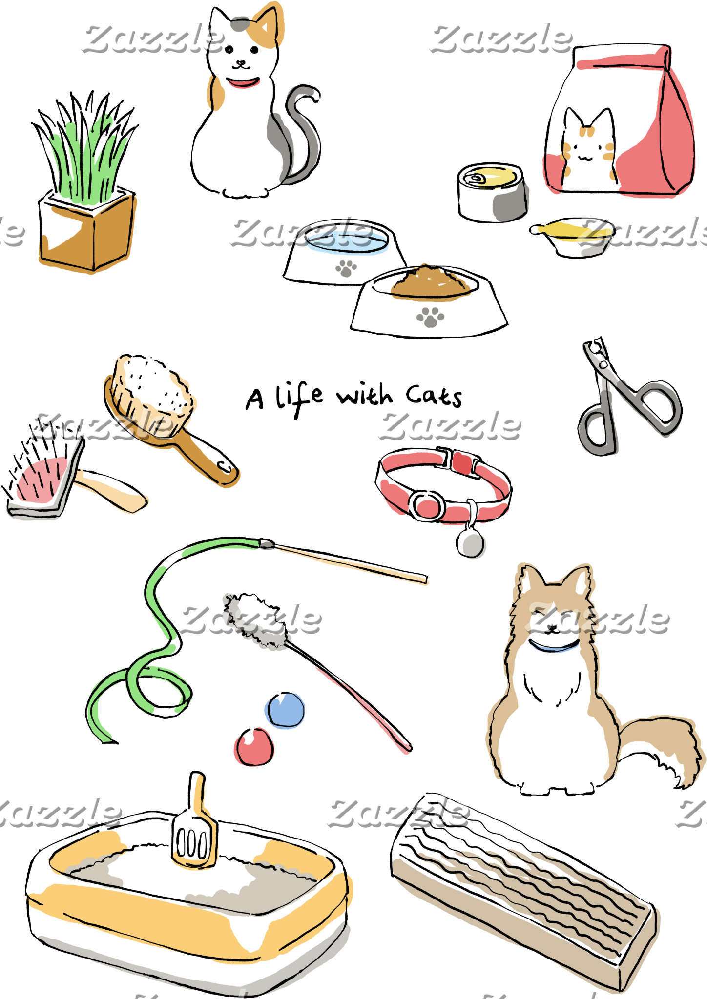 A life with Cats