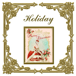 お祝いカード-Christmas,Valentine