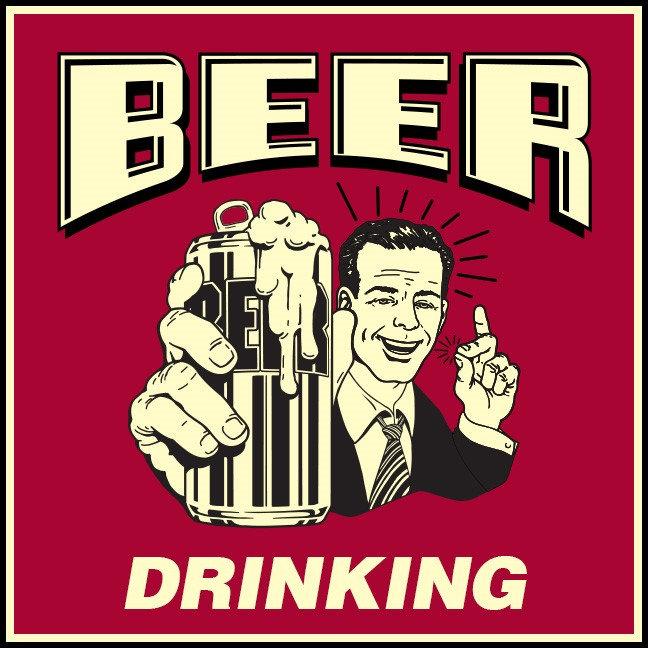 Drinking RetroSpoofs