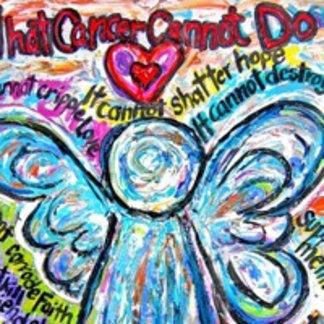 Cancer Cannot Do Art