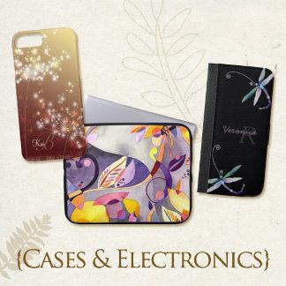 Cases & Electronics