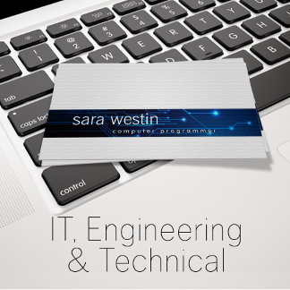 IT, Engineering and Technical