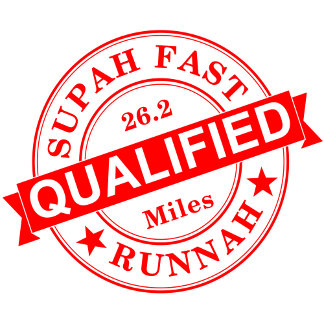 Qualified Super Fast Runner