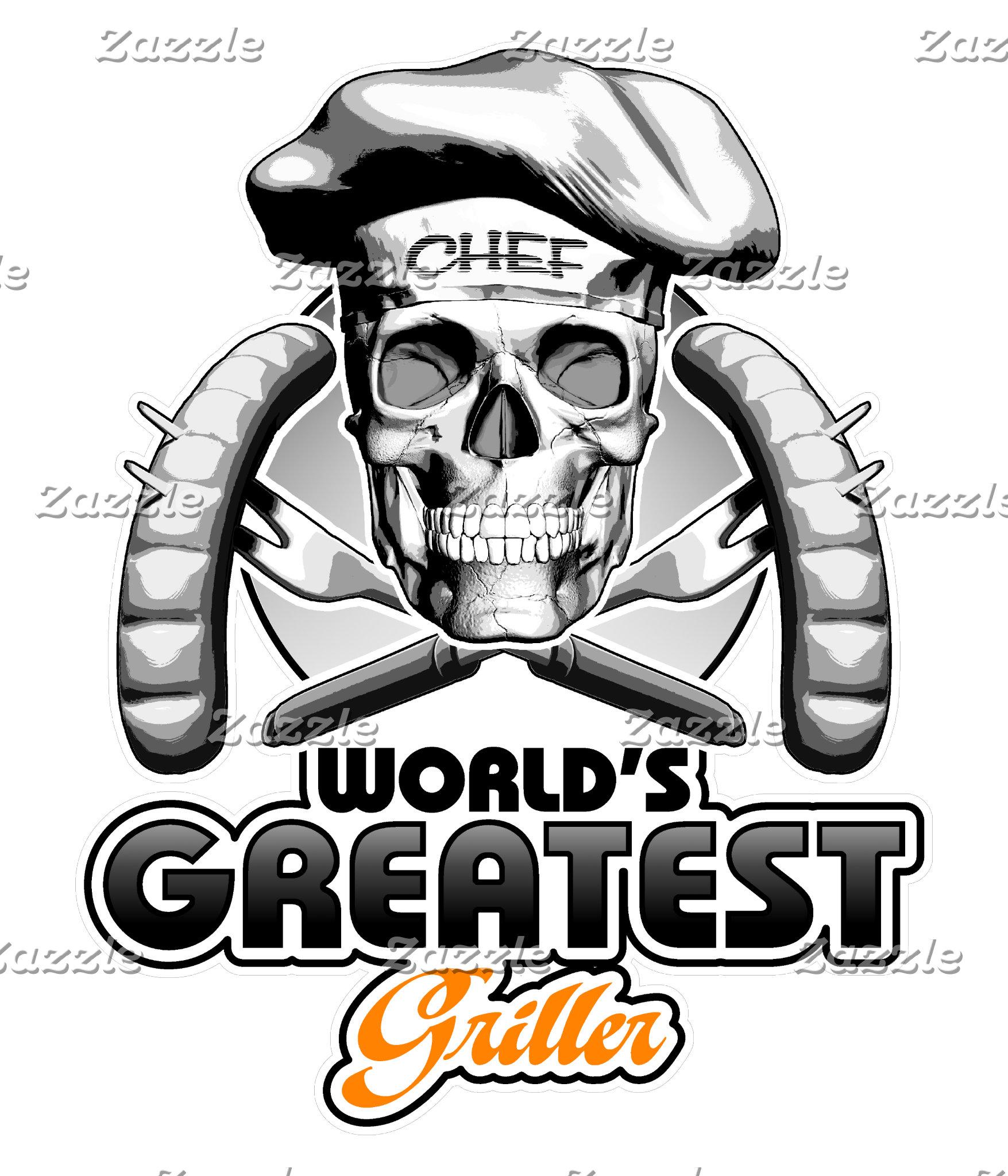 World's Greatest Griller v5