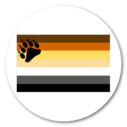 Bear Pride Flags