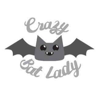 crazy bat lady circle