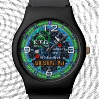 0TG Off The Grid Unconnected Faux Smart Watches