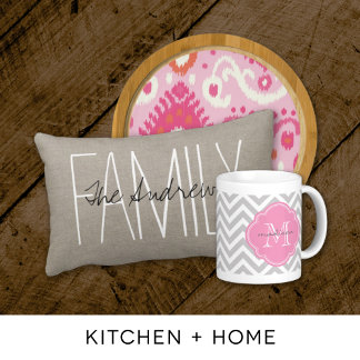 KITCHEN + HOME