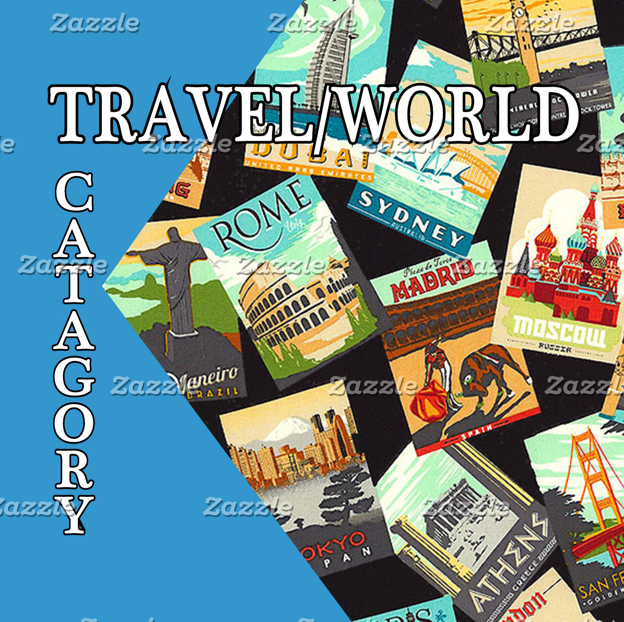 Travel, Destinations