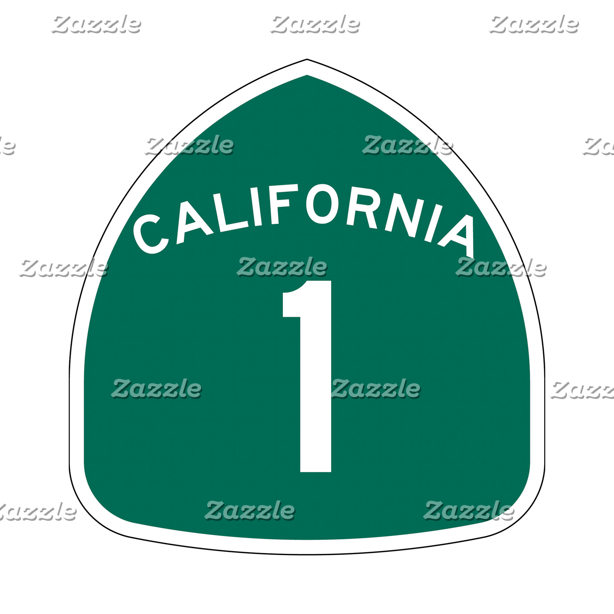 + State Route Signs USA